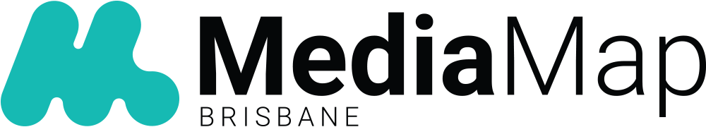 MediaMap Brisbane Logo